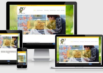 Webseite für Idea24-Plus