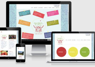 Website für Grundschule in Dietingen